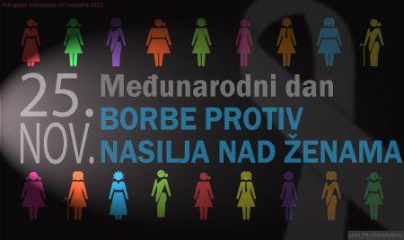 Međunarodni dan borbe protiv nasilja nad ženama
