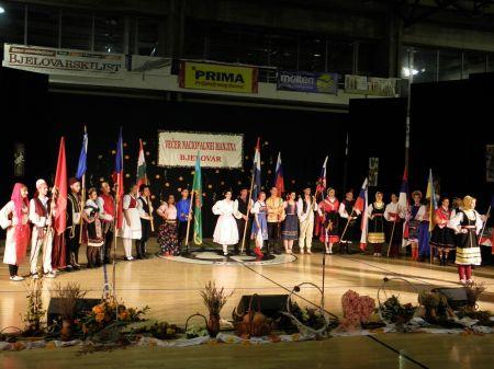 Osma Večer nacionalnih manjina u Gradu Bjelovaru
