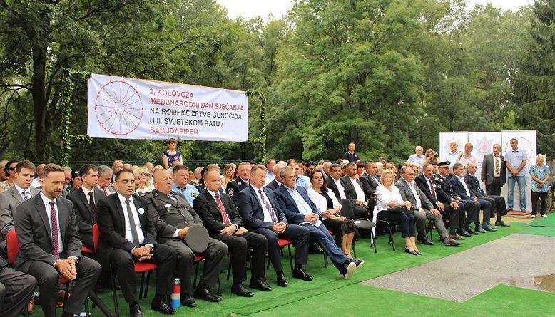 Komemoracija s novima obećanjima: Očekuje se novi memorijalni centar za Roma stradale u Ušticama